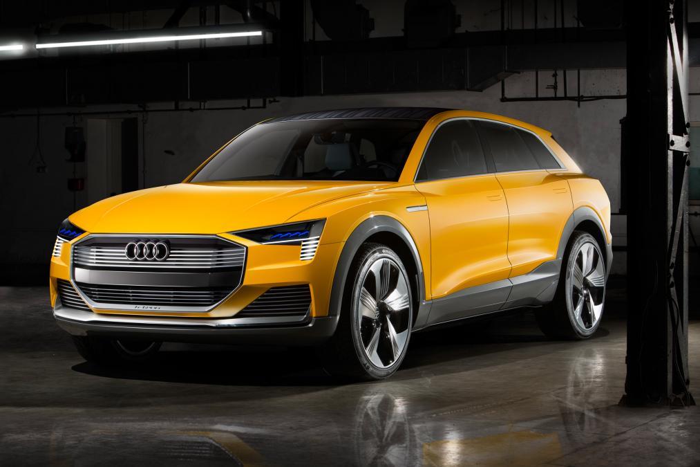 Przyszłość motoryzacji to wodór. Kolejny producent wchodzi do gry – oto Audi Q6 h-tron