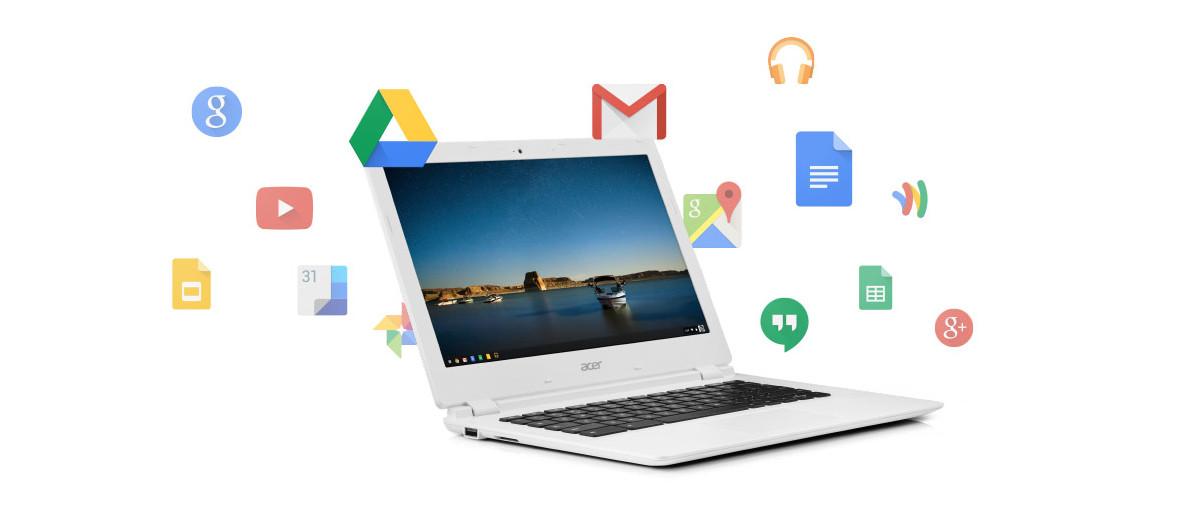 Chromebooki dla uchodźców: szlachetny gest Google'a, ale też niebezpieczny sygnał wysłany w świat
