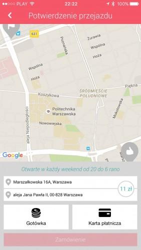 Heetch to nowa aplikacja, która jest konkurencją dla Ubera
