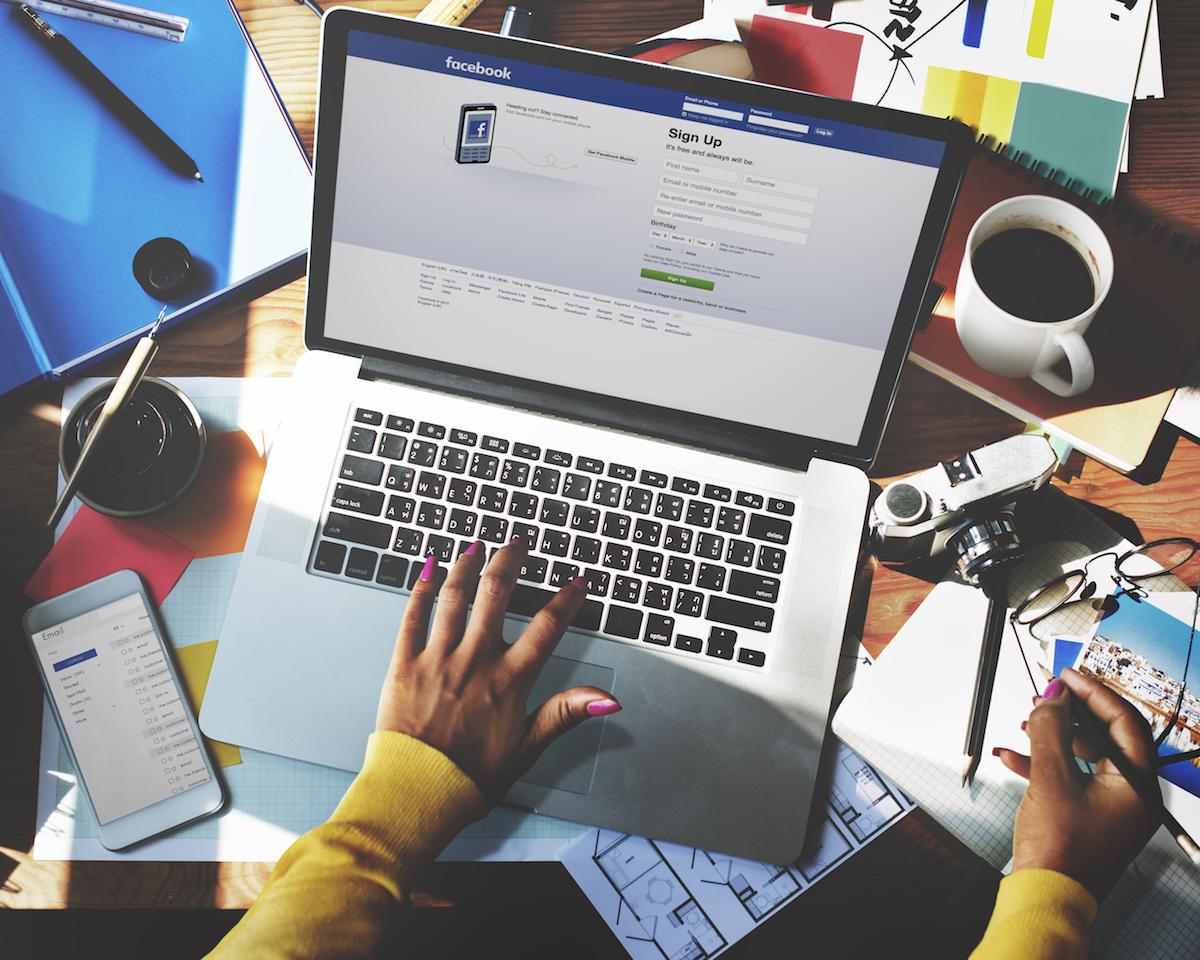 Facebook chce się pozbyć nazwy użytkownika i hasła