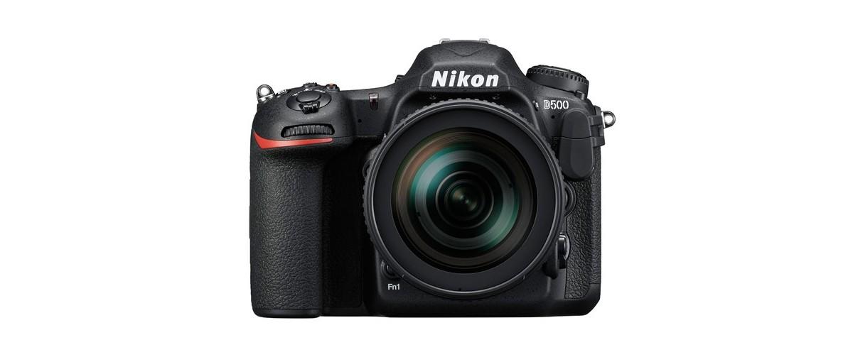Święto dwóch króli u Nikona. Oto Nikon D5 i długo wyczekiwany D500