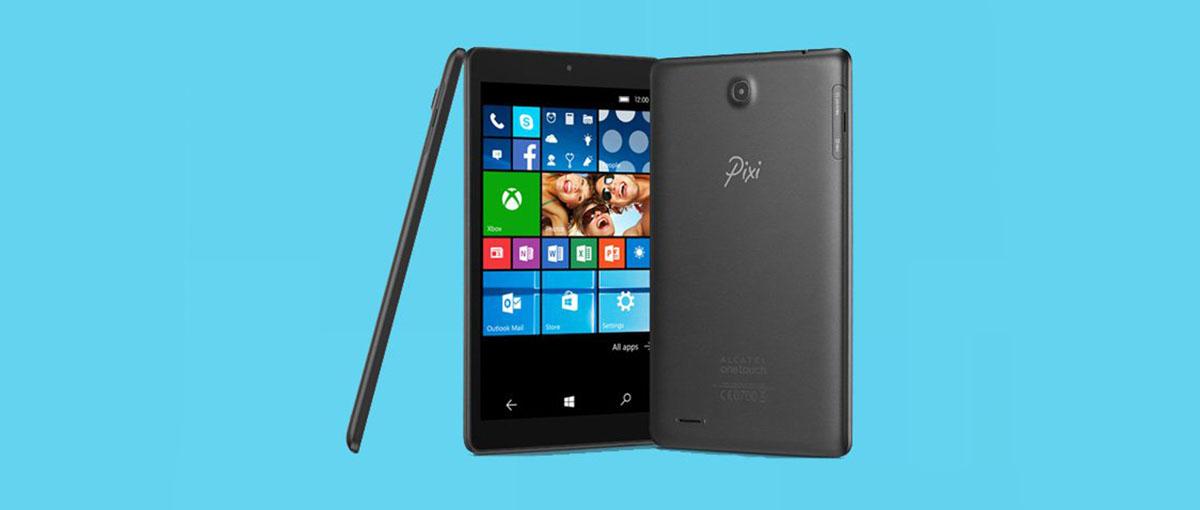 Oto pierwszy na świecie mały tablet z systemem Windows 10