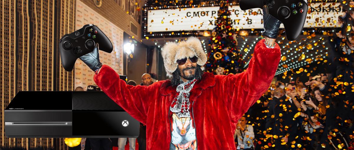 Snoop Dogg publicznie krytykuje serwery Xboksa. Oj, chyba nigdy nie grał na konsolach konkurencji