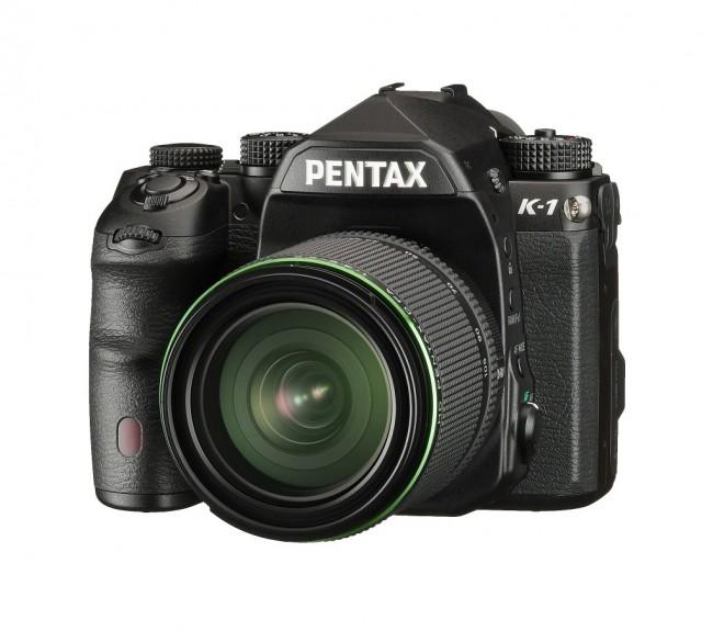 Pentax K-1 pełna klatka