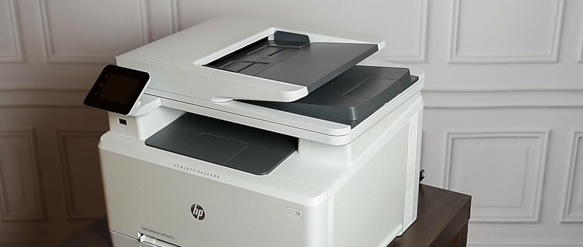 HP Color LaserJet Pro M277n, czyli przystępny laser do małego biura