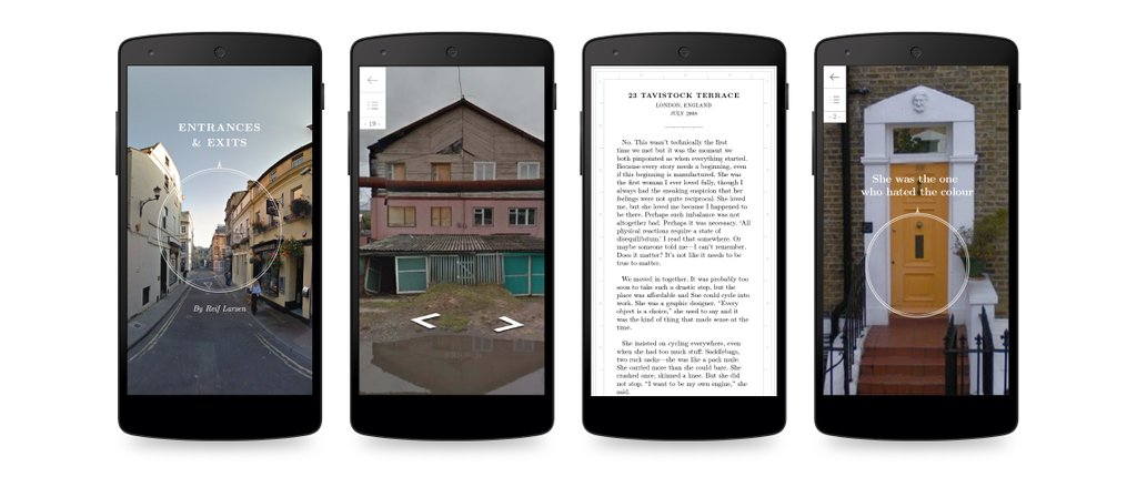 Tak wyglądają książki przyszłości według Google'a