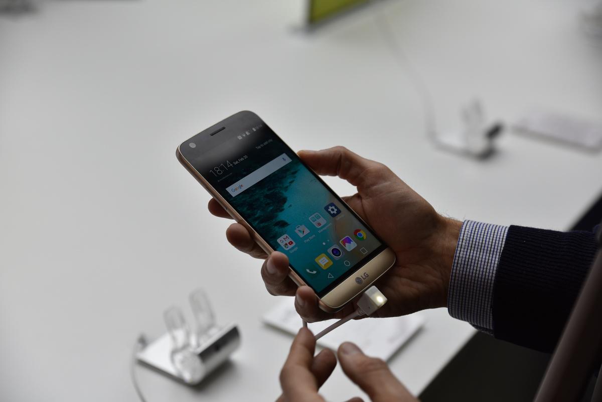 Już dawno żaden smartfon nie zaskoczył mnie tak bardzo. LG G5 – pierwsze wrażenia Spider's Web