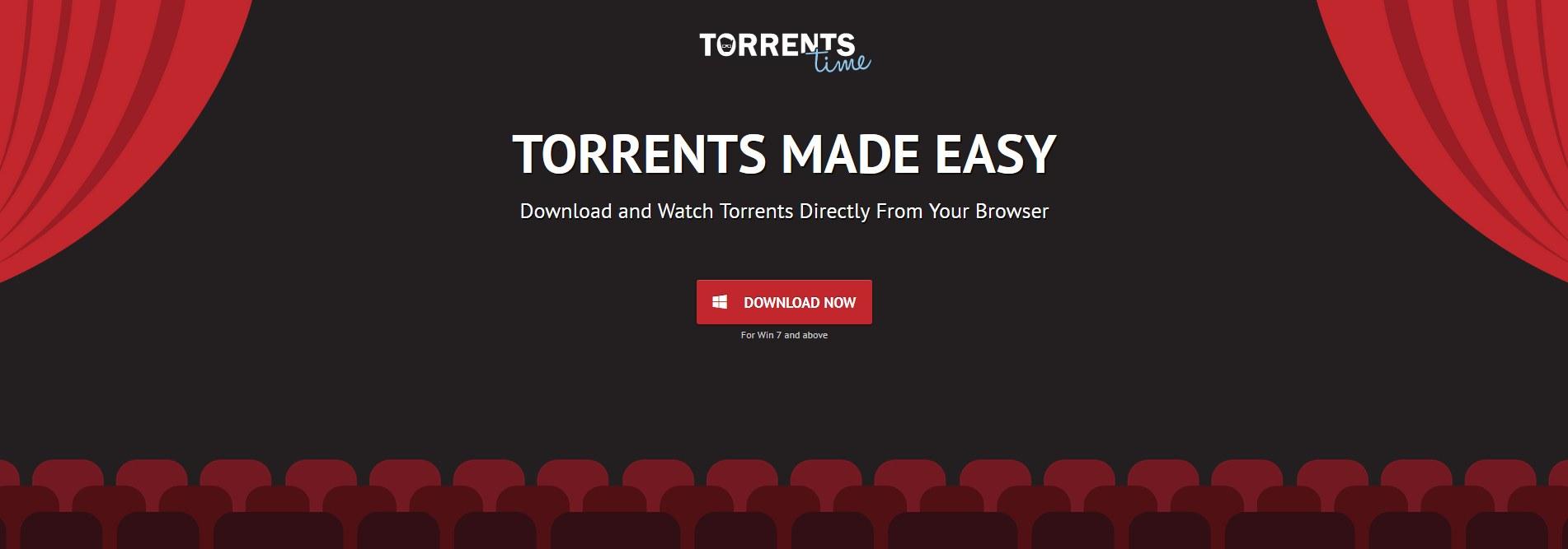 Torrents Time to idealna wtyczka do oglądania filmów online. Pod warunkiem, że jesteś piratem
