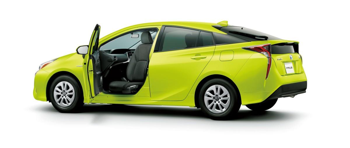 Samochód bardziej ekologiczny i oszczędny za sprawą… limonkowego lakieru