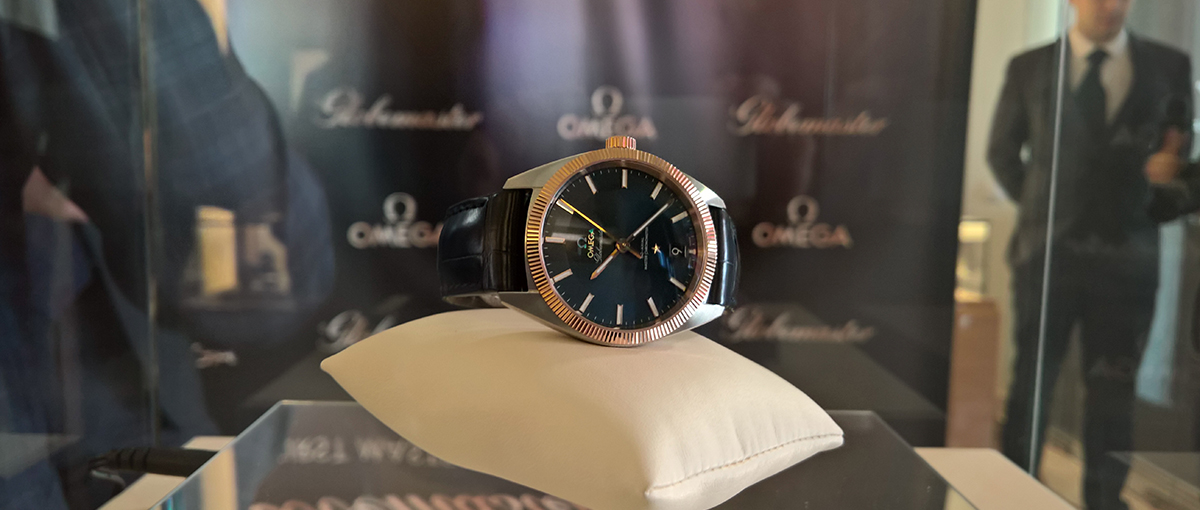 Omega Globemaster to więcej, niż zegarek. To prawdziwe dzieło inżynieryjnej sztuki