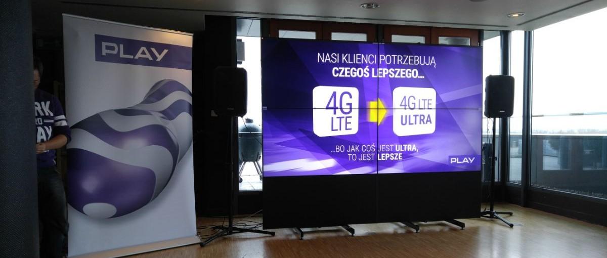Przygotuj się na nowy, szybszy i lepszy internet mobilny w Play. Oto Play 4G LTE Ultra