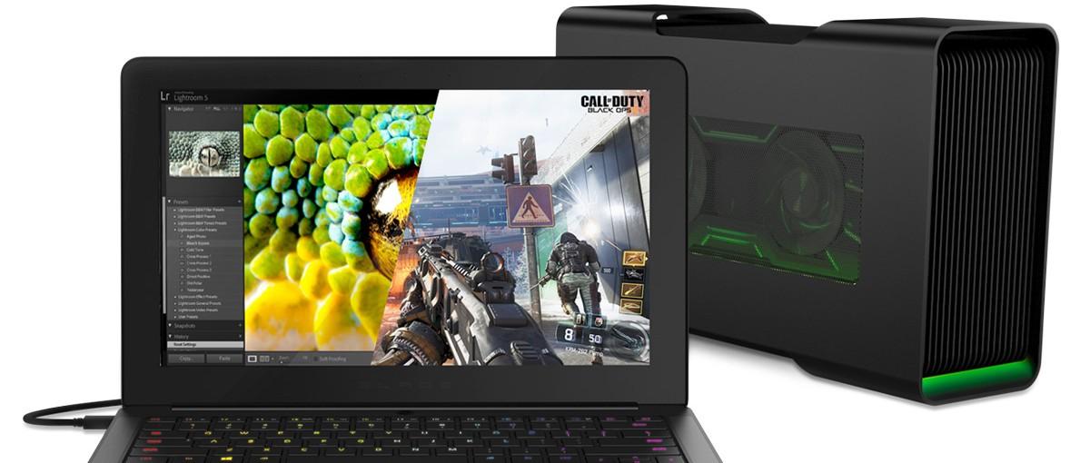 AMD XConnect = nawet najlżejszy laptop poradzi sobie z nowymi grami