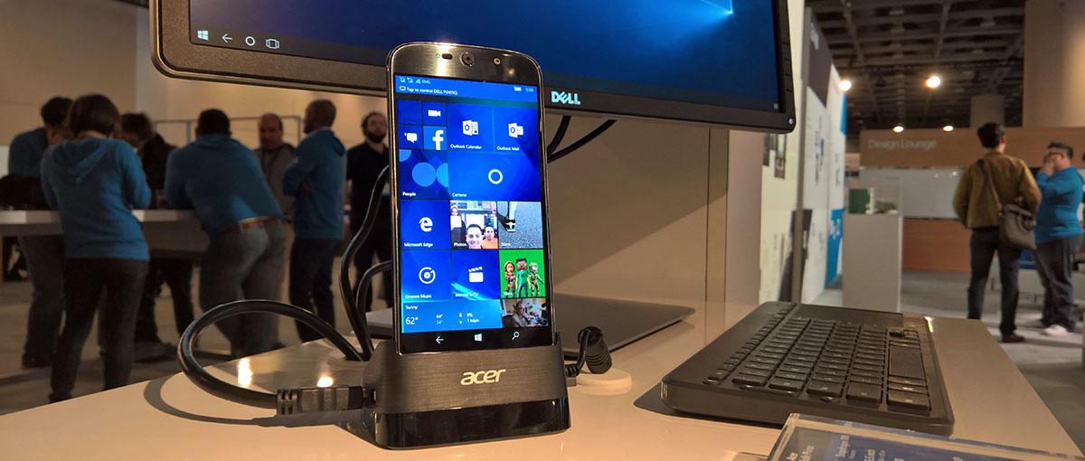 Microsoft nie pozostawił nam złudzeń – Windows 10 na telefonach zostanie w niszy