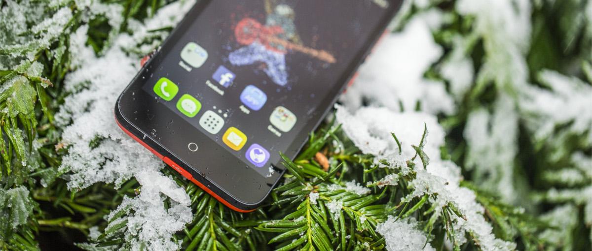 Mamy 2016 rok, więc przystępny cenowo telefon może fajnie wyglądać i być dobrze wykonany