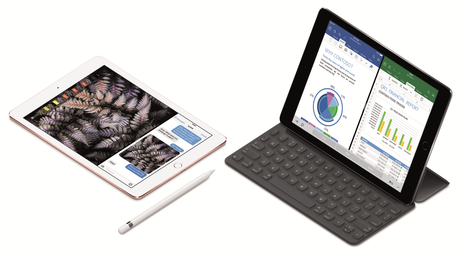 Oto nowy iPad Pro w mniejszym rozmiarze