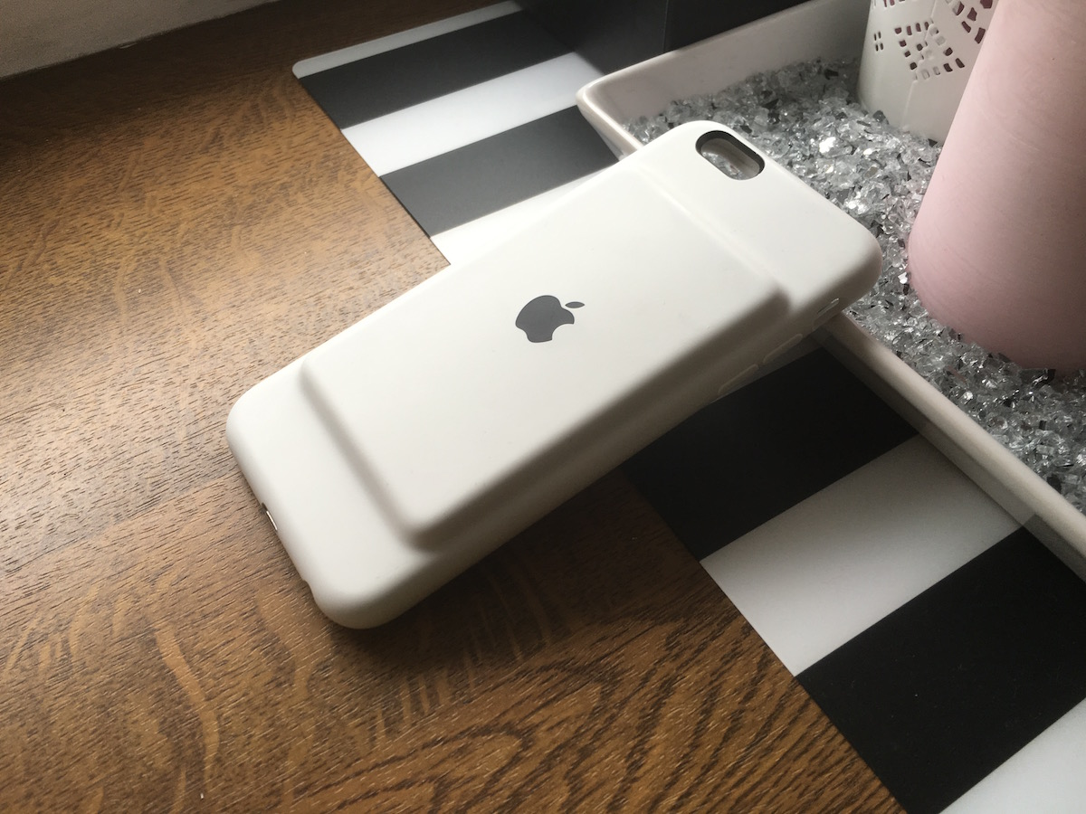 Apple Smart Battery Case - Post-PC