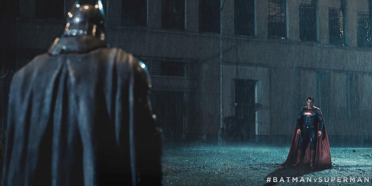 Batman v Superman to film, którego nie umiem ocenić jednoznacznie negatywnie – recenzja Spider's Web