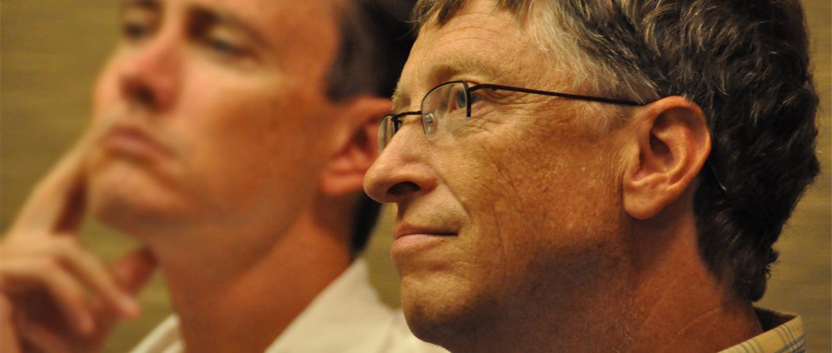 Na Build 2016 spełnia się największe marzenie Billa Gatesa