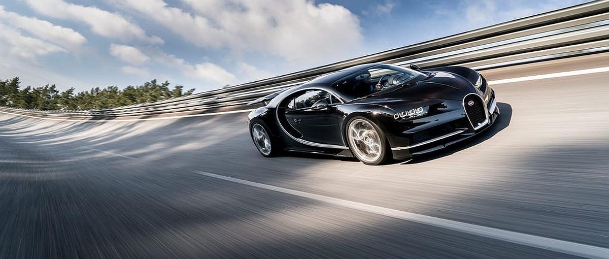 Oto nowe najszybsze seryjnie produkowane auto na świecie. Bugatti Chiron poraża parametrami