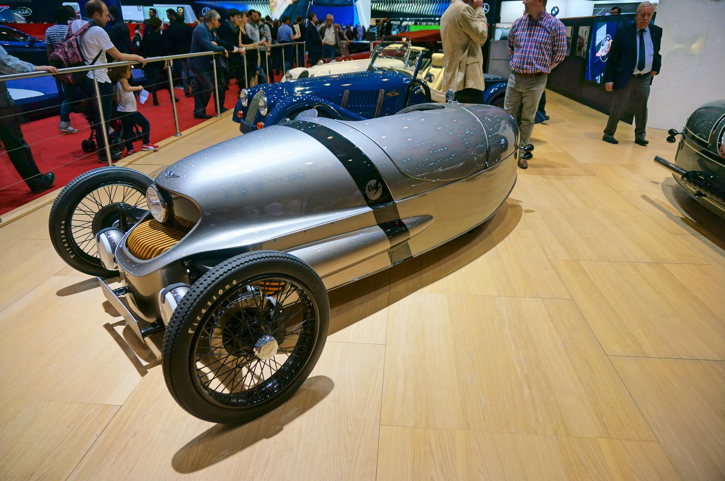 20 najdziwniejszych samochodów z Geneva Motor Show