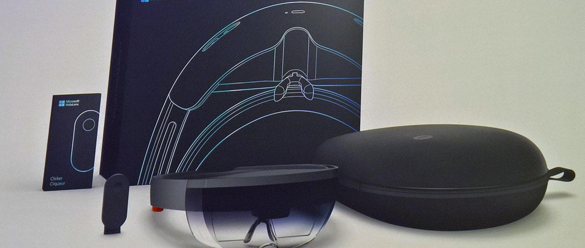 Przyznajcie się: kto z was zamówił gogle HoloLens?