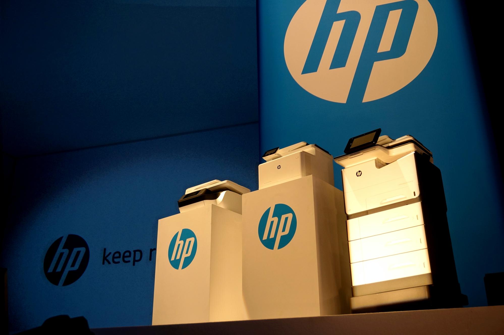 Wysychający tusz to mit. HP ma plan, jak wykosić konkurencję w firmach