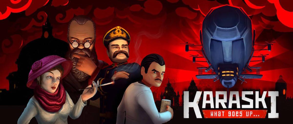 """""""Steam Greenlight to już nie jest Święty Graal"""" – mówi twórca gry Karaski"""