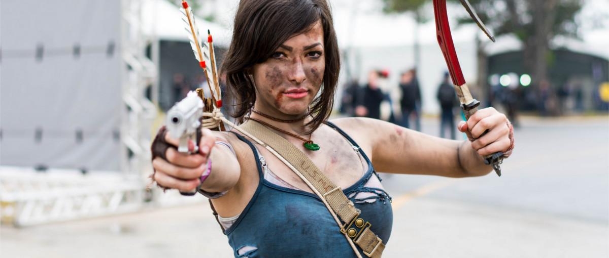 Lara Croft obchodzi 20 urodziny. Zobacz, jak zmieniała się ikona branży gier
