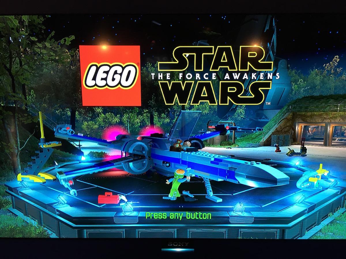 Lego Star Wars Przebudzenie Mocy Na Wesoło