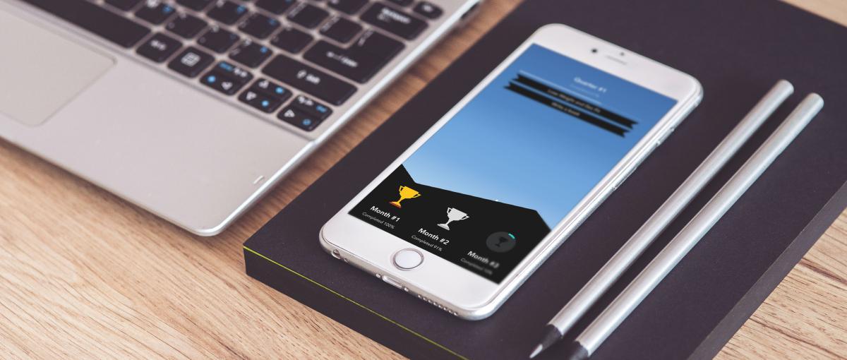 Ta polska aplikacja to lista zadań, trener osobisty i przepiękna gra mobilna w jednym