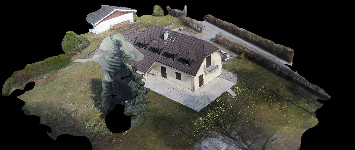 Twój dron może przenieść każdy budynek do wirtualnego świata. Wystarczy jedna aplikacja