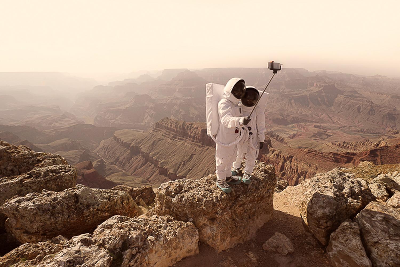 Chris Hadfield nie wierzy, że dzisiejsze rakiety zabiorą nas na Marsa