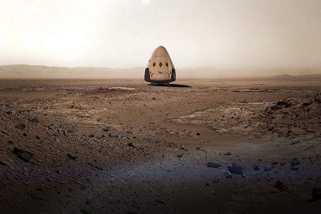 Ale mają tempo. SpaceX poleci na Marsa znacznie wcześniej, niż przypuszczaliśmy