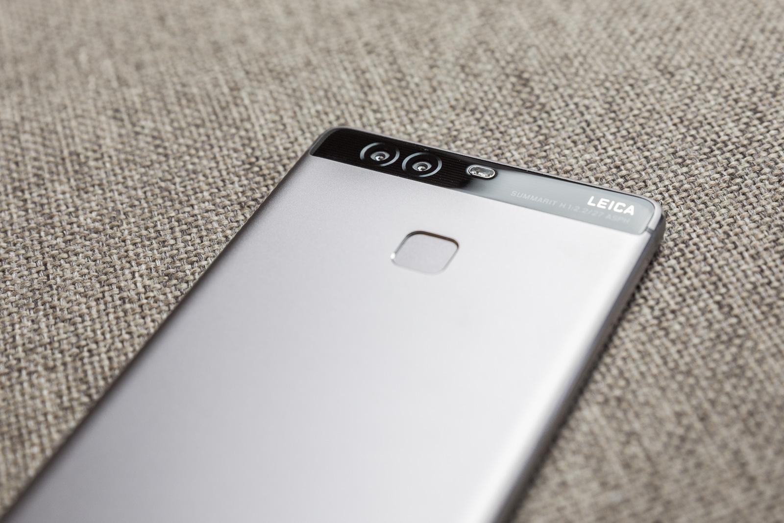 Po kilku dniach z Huawei P9 jestem zupełnie oczarowany. No i ten aparat!