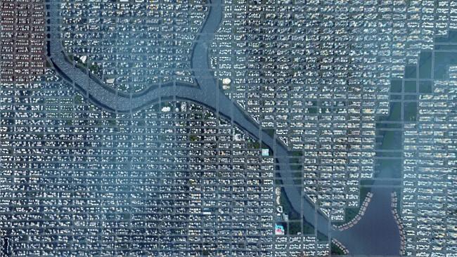 Tak wygląda 300-tysięczne miasto w Cities Skylines, widoczne z lotu ptaka