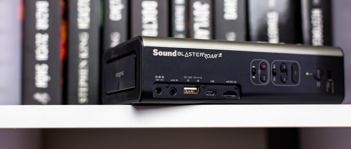 Głośnik Bluetooth pełen bajerów. Creative SoundBlaster Roar 2 – recenzja Spider's Web