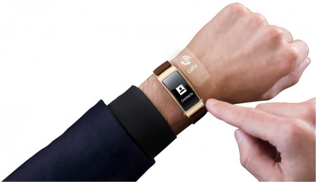 Huawei Talkband B3 oficjalnie