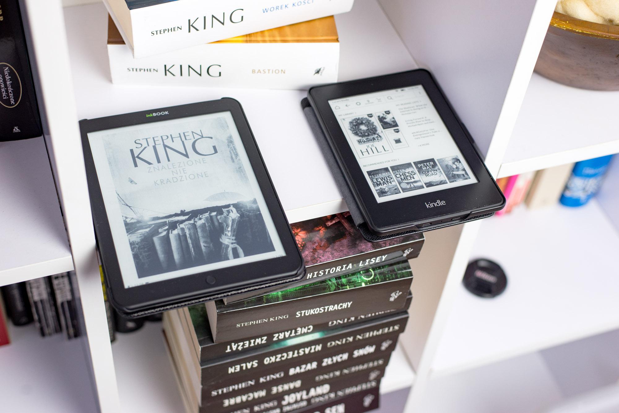 Nic dziwnego, że Polacy nie czytają e-booków. Jakość czytników to ponury żart