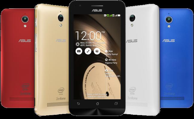 Jaki smartfon warto kupić? Asus ZenFone C