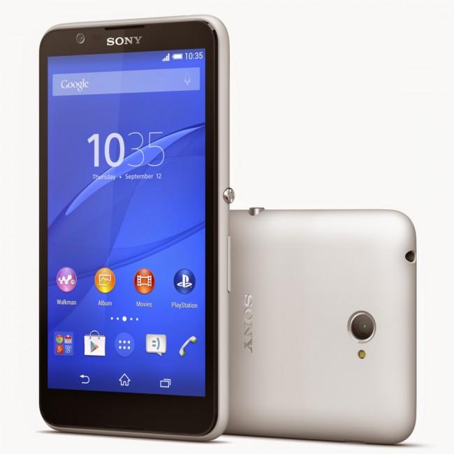 Jaki smartfon dla dziecka? Sony Xperia E4