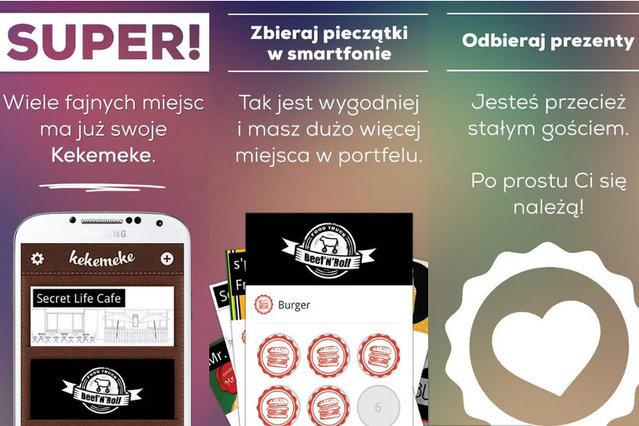 Kekemeke – aplikacja, która zmienia obraz programów lojalnościowych