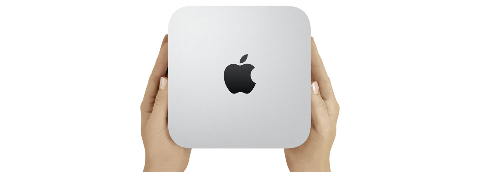 Umarł Mac mini (2011)