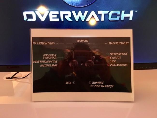 Graliśmy już w Overwatch