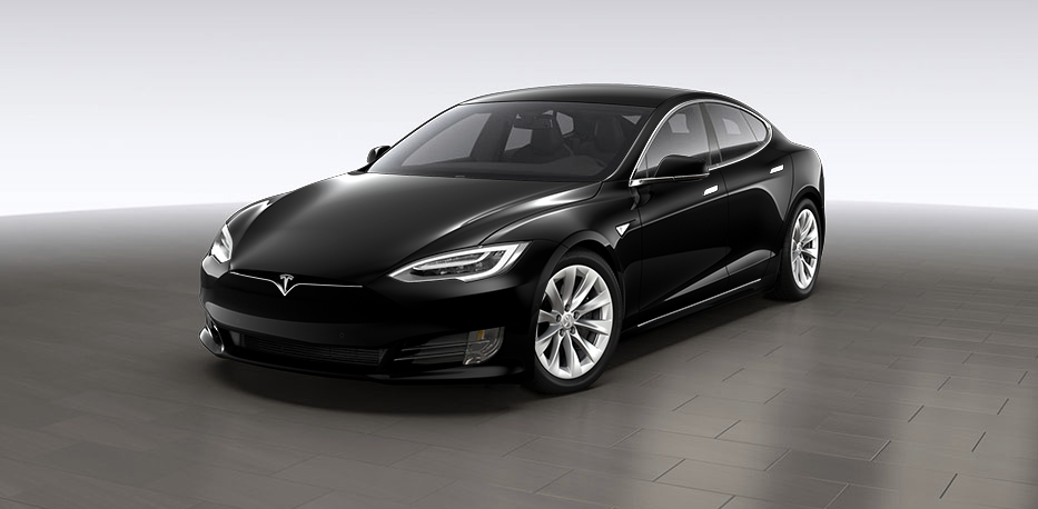 To się porobiło. Teraz nawet bazowa Tesla S jest diabelnie szybka