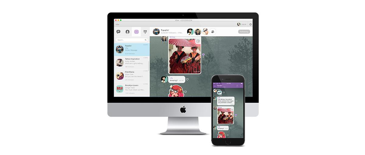 Viber dogonił konkurencję. Nie musisz się już bać o prywatność swoich rozmów