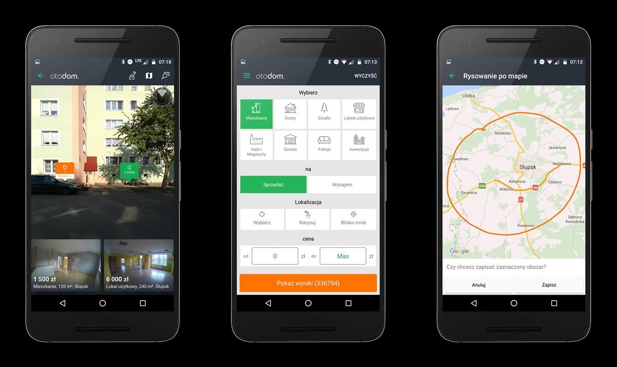 OtoDom stawia na mobile. W nowej aplikacji znajdziesz… rzeczywistość rozszerzoną