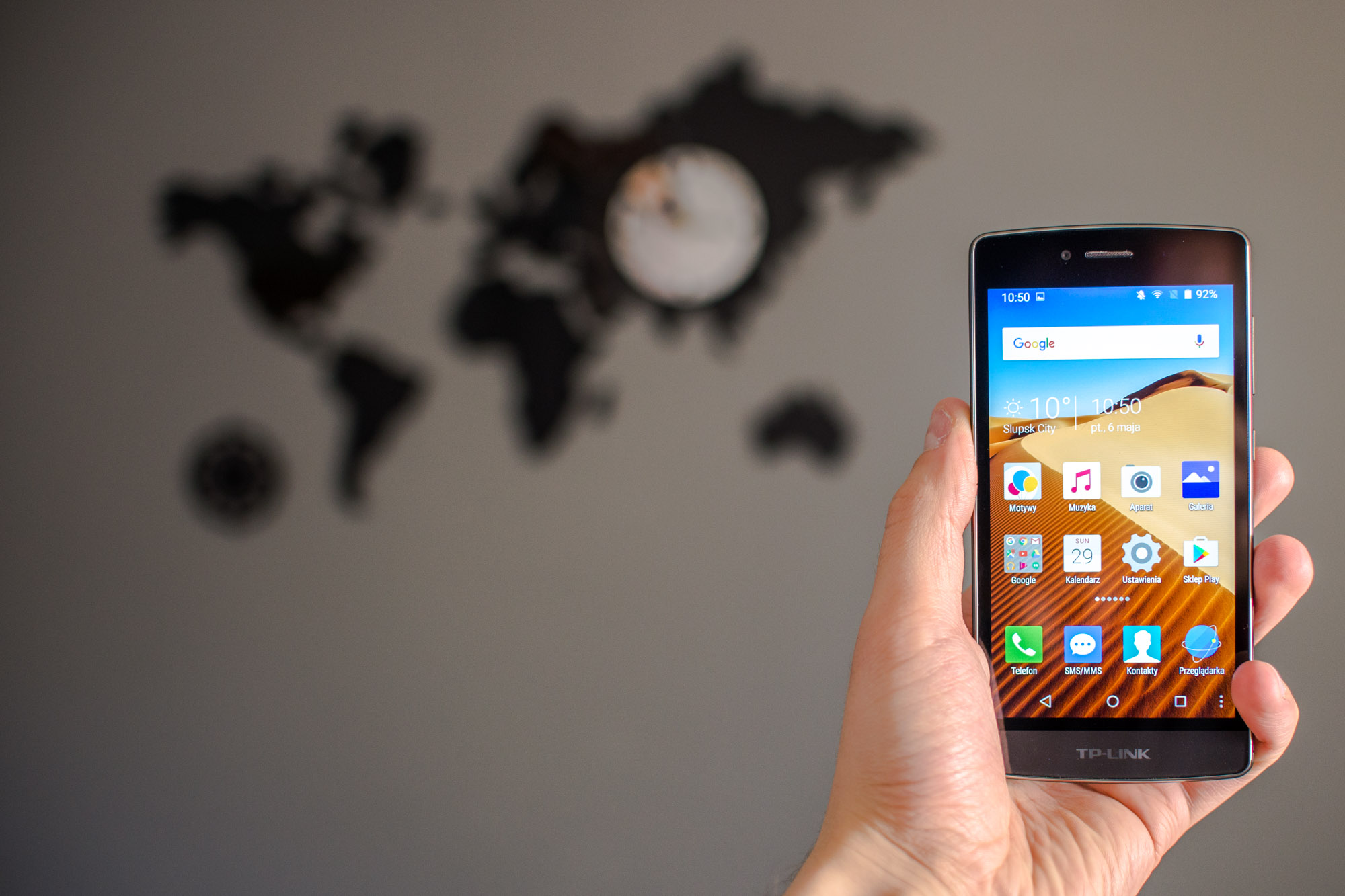 TP-Link Neffos C5 to bardzo dobry smartfon do 500 zł.