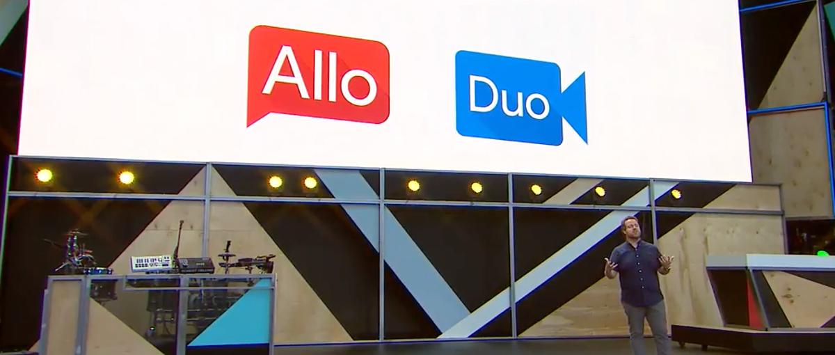 Dwa zupełnie nowe komunikatory Google'a! Allo i Duo