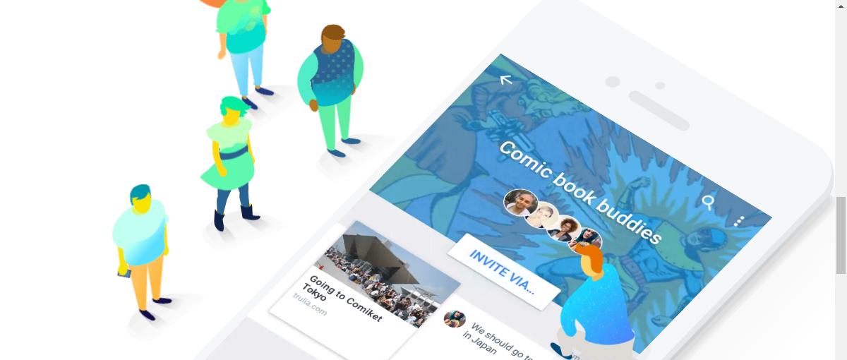 Google chce dać ci przestrzeń na rozmowy ze znajomymi. Oto Google Spaces