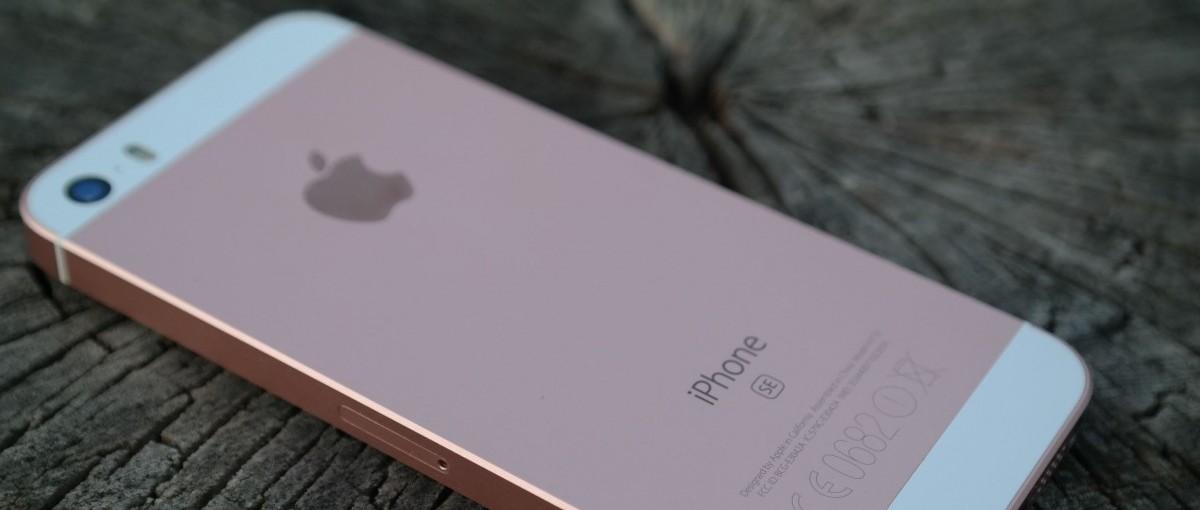 Już po dwóch dniach poznałem najważniejszą zaletę iPhone'a SE